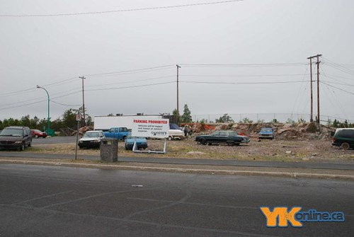 Used Car Lot Closed