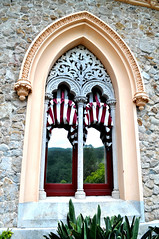 Garden Window! (Turist of the World) Tags: portugal garden nikon sintra palace 1001nights monserrate