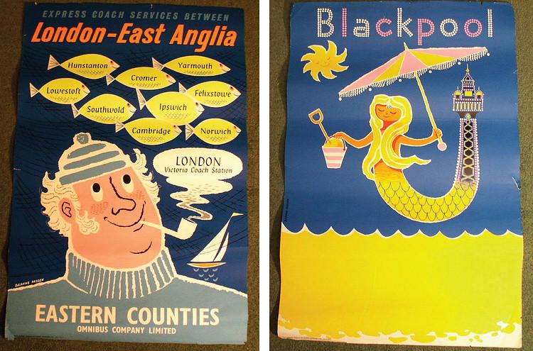 Mid-Century posters