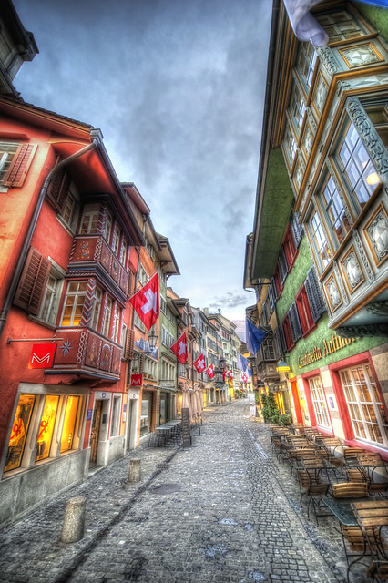The Magic Alleyway (HDR) [Explored]