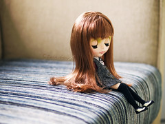 remembering the time we've spent together.... (TURBOW) Tags: doll blythe neo takara limitededition tomy babel babysbreath brownhair cwc rbl babr sleepeyes cherrymerrymuffin poupeemecanique sakiyamashita