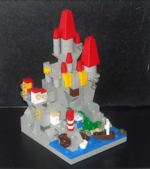 kingdom's left side view (- Phillipvs -) Tags: kingdom diorama microscale