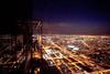 The Night Grid (Paul Octavious) Tags: summer chicago citygrid willistower