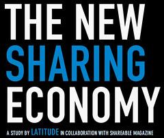La nueva economía del compartir