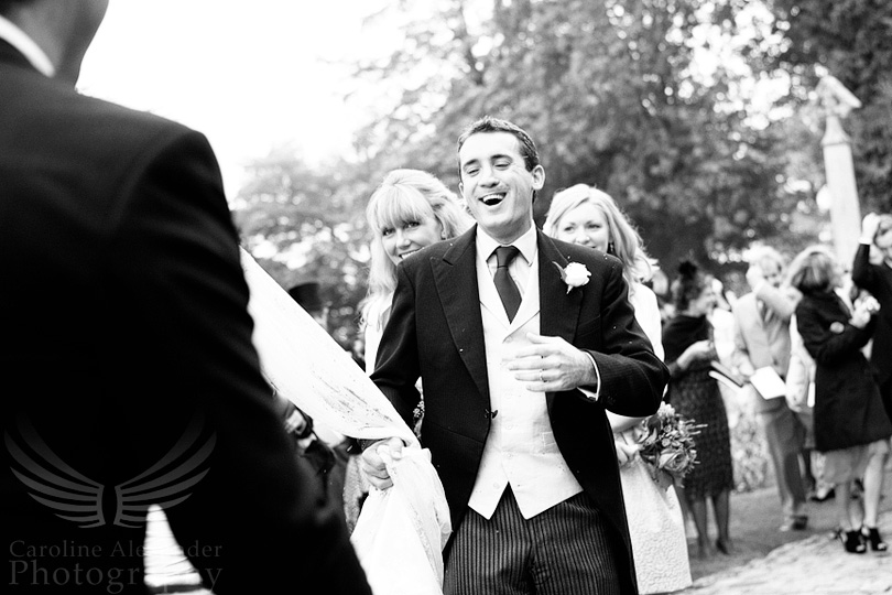 Witshire Wedding Photography groom 26