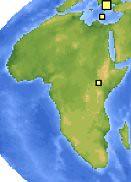 Africa Looking Like An Alien
