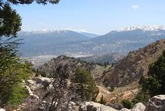 Mountains above Gombe, Turkey (east med wanderer) Tags: mountains turkey turkiye gombe turchia turkei antalyaregion