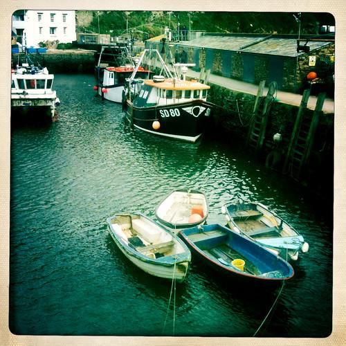 Polperro, Cornwall