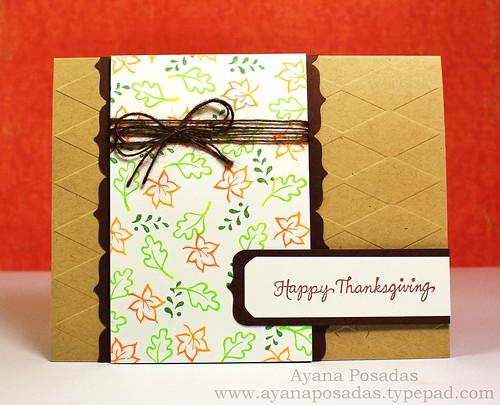 Happy Thanksgiving- DeNami (1)