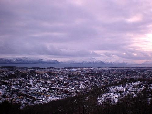Vinteren i Nordnorge