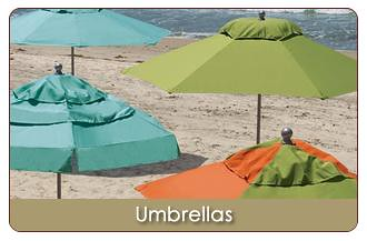 Patio Cushion Umbrellas