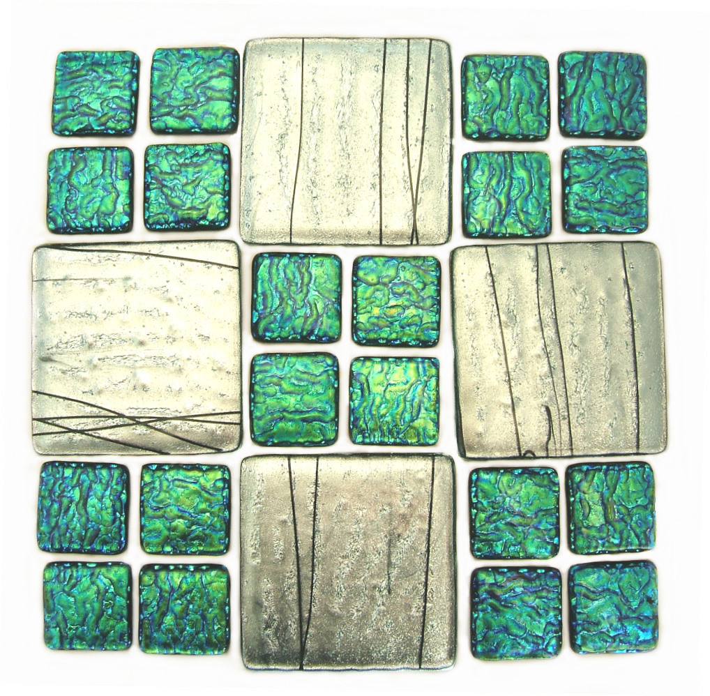 Backsplash Tile l Glass Accent Tiles