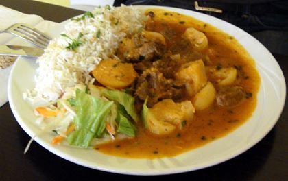 Indisches Restaurant Asman - Berlin-Mitte