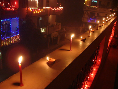 Diya + Oil + Cotton = Diwali Light | Flickr - Photo Sharing!