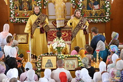 078. The Feast of Saint John, Wonder-worker of Shanghai and San Francisco in Adamovka Village / Свт. Иоанна Шанхайского в Адамовке 02.07.2017