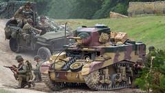 TankFest-2017-48 (Steven Reid - Reid Photographic) Tags: 2017 bovington heritage honey jeep lighttank m3a1 stuartiv tank tankmuseum tankfest vintage