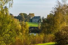 Belgique - Le Château de La Hulpe - (saigneurdeguerre) Tags: canon 5d mark iii 3 europe europa belgique belgië belgium belgien belgica wallonie ponte antonioponte aponte ponteantonio saigneurdeguerre brabant wallon lahulpe