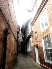 [52098] York : Lady Peckitt's Yard (Budby) Tags: york northyorkshire 17thcentury timbered