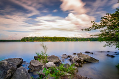 On A Day Like Today!!! (| ElectricEye |) Tags: landscape silkywater statepark ohio ohiocreeks cloud landscapephotography fujifilm rokinonlens ndfilter longexposure daytimelongexposure