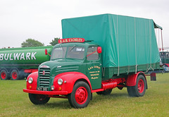 TV017483-Ashley Hall. (day 192) Tags: ashley ashleyhall ashleyhalltractionenginerally steamrally transportrally transportshow truck wagon lorry lorries classiclorry preservedlorry vintagelorry fordson thames et6 fordsonthameset6 kbclorley nuy818