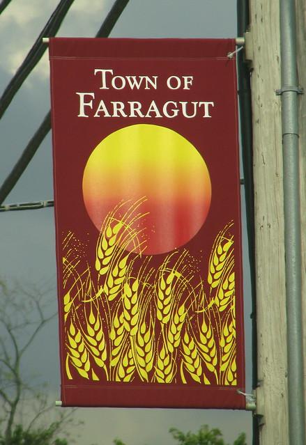 Farragut, TN Town Banner