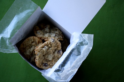 cookies, packaged