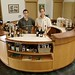 Michael and Mark Wisnovsky in Valley View's Tasting Room