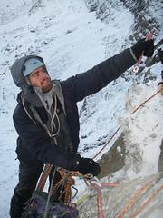 Polar Bear (VI,6), Black Ladders, Carneddau