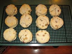 healthy fruit scones golden fruit
