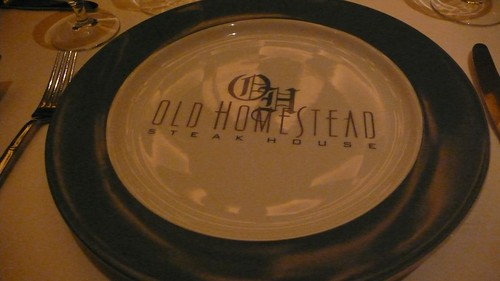 steak house plate