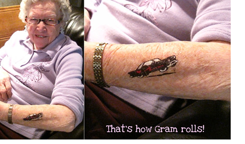 gram tats collage