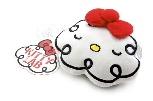 kitty lab plush