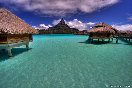 Aqua - International Resort & Spa, Bora Bora, French Polynesia