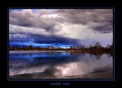 (tozofoto) Tags: trees winter sky lake storm reflection nature water colors clouds landscape hungary natur 20c zala december25 supershot mywinners anawesomeshot theunforgettablepictures tozofoto saariysqualitypictures