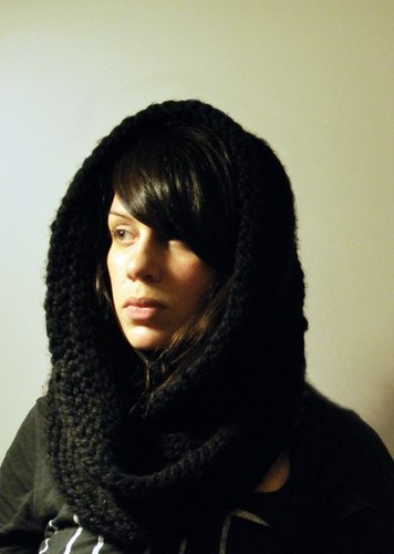 Hood Scarf / Neck Warmer