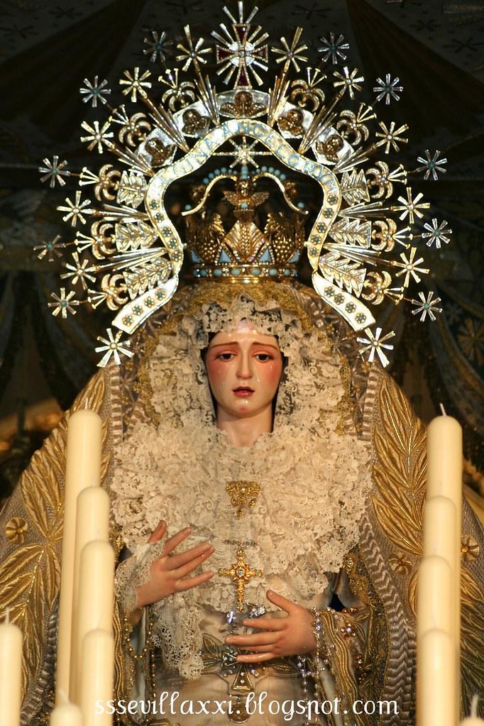 Nuestra Señora de los Angeles. Jueves Santo 2009