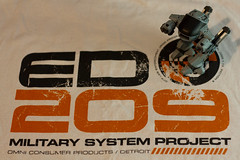 ED 209 - Military System Project