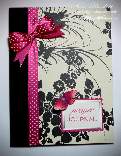STV Prayer journal