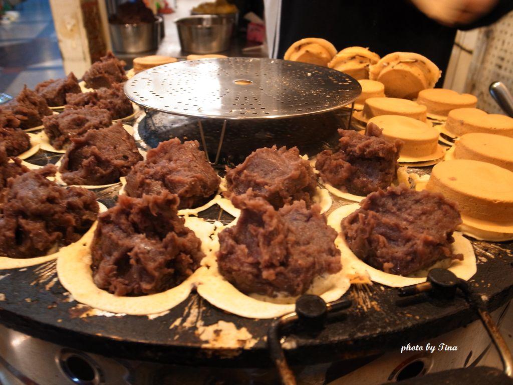 晴光市場紅豆餅 photo by tina