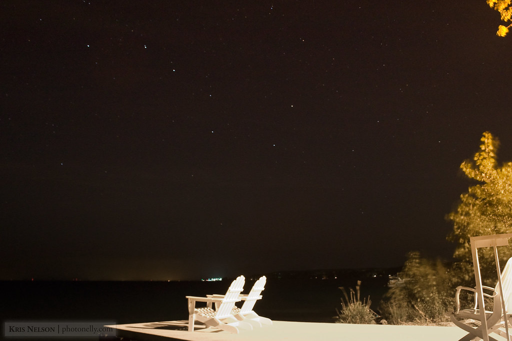 The Big Dipper in Door County