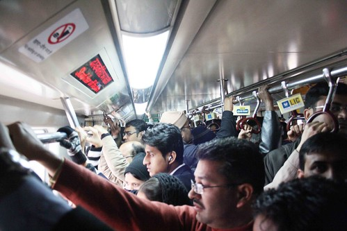 City Commute – Business Class for Delhi Metro?