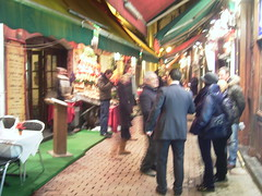 135 - Brussels - Rue de Bouchers (LeamDavid) Tags: brussels belgium bruge