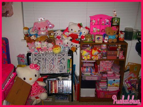 My Kawaii Room~ Updated Jan. 2010
