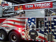New York Fire Truck