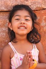 Prayer (Nagarjun) Tags: malu tatu tashi nag kanishka kinu malathi nagarjun takshila