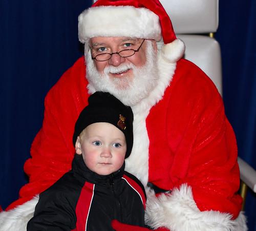 Santa and Jack