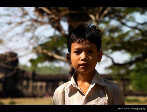 Kids in Cambodia 1