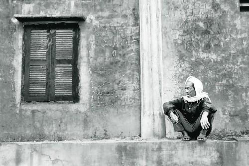 Man in Cambodia