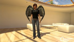 PlayStation Home LegionWings Female