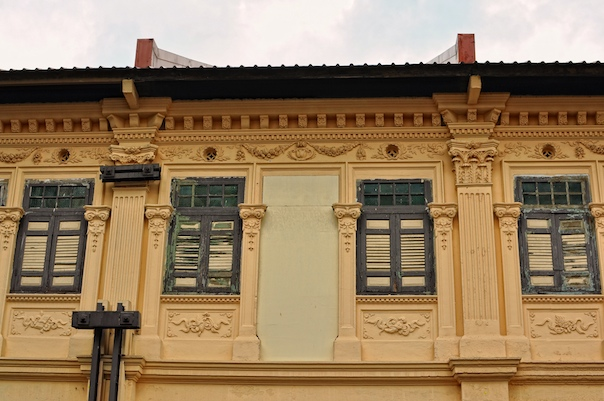 Old house at Joo Chiat